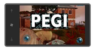 PEGI age rating hits Windows Phone 7