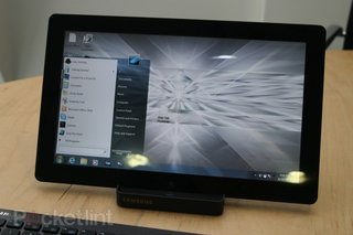 Samsung Slate PC Series 7 Windows hybrid tab unleashed