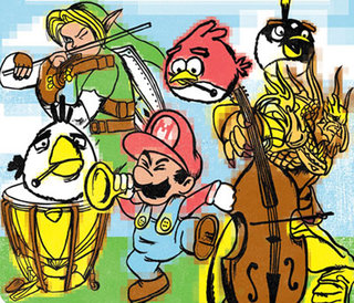 London Philharmonic Orchestra to play video game soundtracks