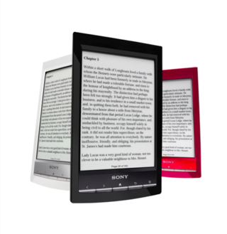 Sony Reader Wi-Fi (PRS-T1) announced at IFA, Harry Potter edition promised