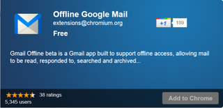Google enables offline Gmail, Docs and Calendar