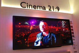 Philips Cinema 21:9 goes Platinum