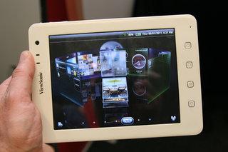 ViewSonic ViewPad 7e pictures and hands-on