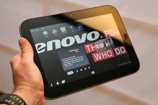 Lenovo IdeaPad K1 pictures and hands-on