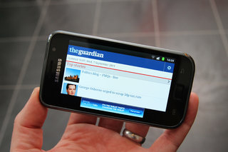 The Guardian app lands on Android