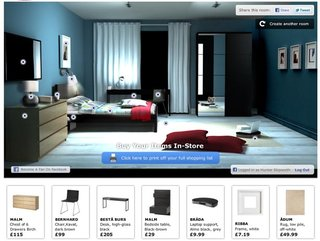 Ikea launches personalised 3D bedrooms on YouTube