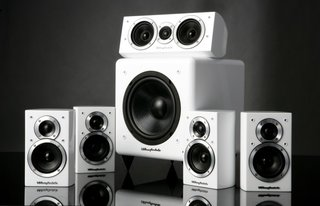 Wharfedale DX-1 HCP wants to cosy up in your living room
