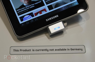 Apple enforced Samsung Galaxy Tab 10.1 ban upheld