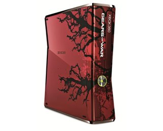 Retweet to win a Xbox 360 Limited Edition Gears of War 3 console
