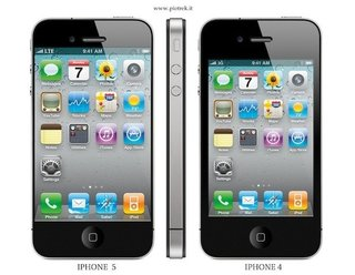 No redesign for the iPhone 5