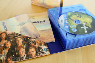 The top Star Wars: The Complete Saga Blu-ray box set moments to enjoy in HD