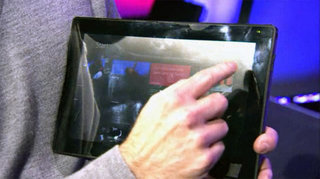 Samsung Windows 8 tablet revealed at Build 2011