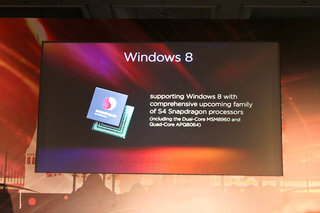 Windows 8 gets Qualcomm Snapdragon support