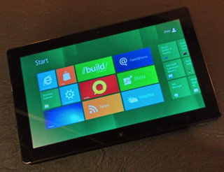 Samsung Windows 8 preview tablet pictures and hands-on
