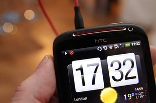 HTC Sensation XE pictures and hands-on