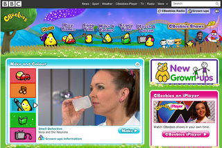 WEBSITE OF THE DAY - Cbeebies