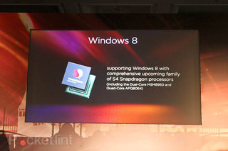 Qualcomm: Windows 8 blurs product lines, expect Snapdragon clamshell devices