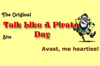 WEBSITE OF THE DAY – Talk Like A Pirate