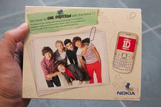 One Direction head to Nokia, we go hands-on