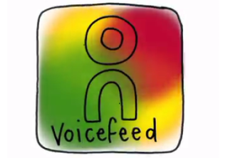 APP OF THE DAY: On Voicefeed review (iPhone)