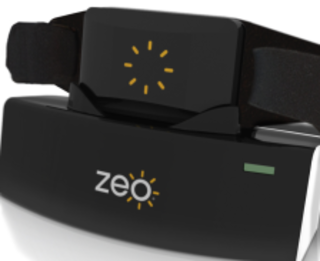 Zeo Sleep Manager Mobile has your phone catch your Zs