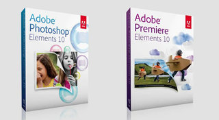 Adobe Photoshop Elements and Premier Elements hit version 10