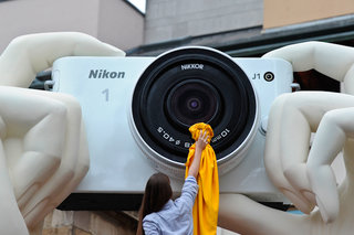 Nikon 1 compact system camera range celebrated with massive system camera