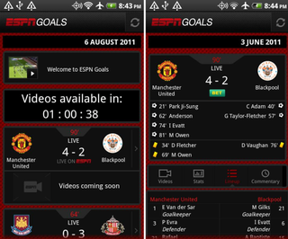 Best Android sports apps