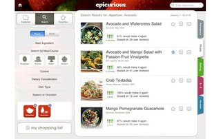 Best iPad cooking apps