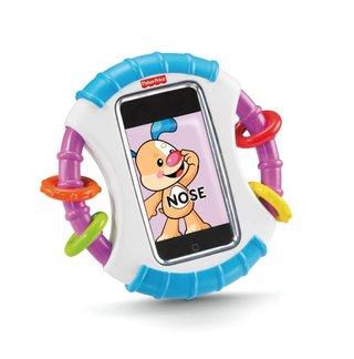 Fisher-Price Apptivity iPhone case makes iPhone baby-friendly