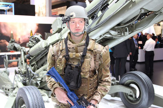 BAE wearable battery powers your war gadgets