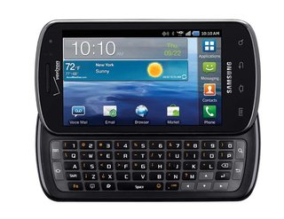 Samsung Stratosphere 4G LTE QWERTY smartphone announced