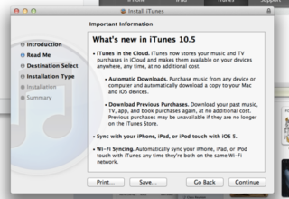 iTunes 10.5 released, ready to download