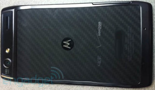 Motorola Xoom 2 and Spyder / Droid Razr smartphone break cover