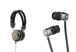 Tech deal: Ministry of Sound and HMV teamup for new headphones lineup