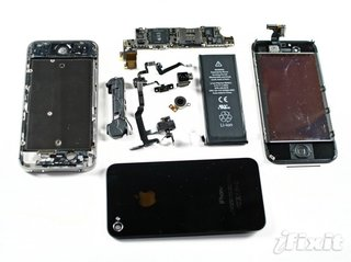 iPhone 4S ripped apart on launch day