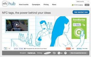 Nokia launches NFC Hub