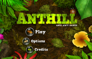 APP OF THE DAY: Anthill: Tactical Trail Defense review (iPhone)
