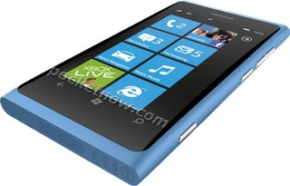 Nokia 800 Windows Phone 7 press pictures turn up