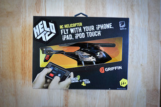 Griffin Helo TC pictures and hands-on