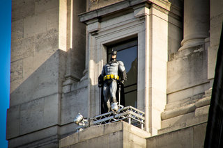 Covent Garden to become Arkham City - with own Bat Signal