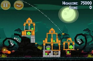 Angry Birds Halloween update launches with new angry bird