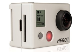 GoPro HD Hero2 11-megapixel action all systems go