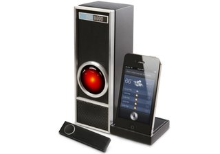 Iris 9000 brings HAL iPhone 4S Siri remote to your living room