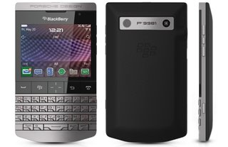 BlackBerry Porsche Design P'9981 zooms in from RIM