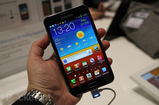 Samsung Galaxy Note: 3 November UK release, also comes in white