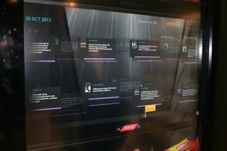 adidas virtual footwear wall pictures and hands on image 2