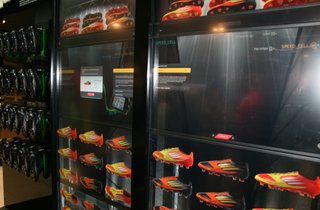 adidas virtual footwear wall pictures and hands on image 3