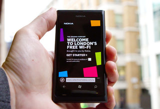 Nokia bringing free Wi-Fi to the streets of London