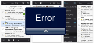 Gmail app for iPhone and iPad pulled from App Store